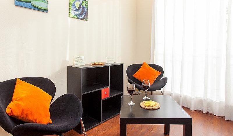 Luxury Two Bedroom Apartment Near Palacio De La Moneda