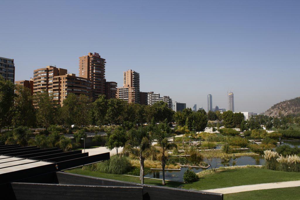 08 de Marzo del 2011. Avances Parque Bicentenario Foto:Victor Alegria D.