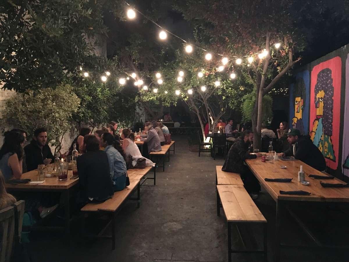 The 10 best outdoor terraces bars / restaurants to enjoy Santiago ...